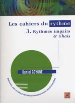 Daniel Goyone - The Rhythm Papers 3 - Ritmos impares - Tihais - Partitura - di-arezzo.es