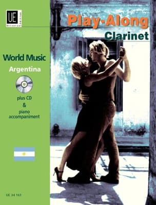 World Music Argentina Play-Along Clarinette - laflutedepan.com