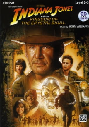John Williams - Indiana Jones And The Kingdom Of The Crystal Skull - Partition - di-arezzo.co.uk