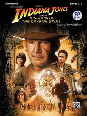 Indiana Jones And The Kingdom Of The Crystal Skull laflutedepan