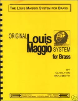 Carlton MacBeth - Original Louis Maggio System For Brass - Partition - di-arezzo.fr