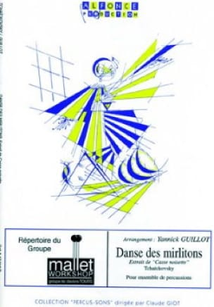 TCHAIKOVSKY - Dance of the Mirlitons - Sheet Music - di-arezzo.com