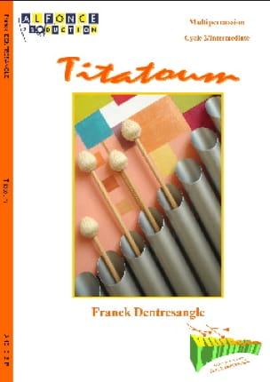 Titatoum - Franck Dentresangle - Partition - laflutedepan.com