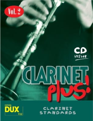 - Clarinet plus! volume 2 - Partition - di-arezzo.fr