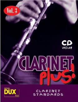 - Clarinet plus! volume 3 - Partition - di-arezzo.fr