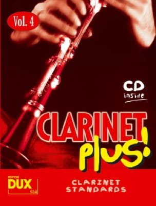 - Clarinet more! volume 4 - Sheet Music - di-arezzo.com