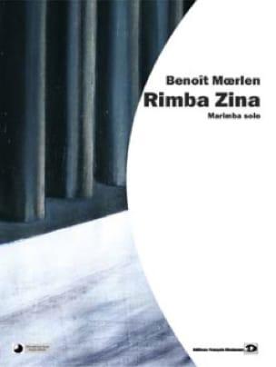 Benoît Moerlen - Rimba Zina - Partition - di-arezzo.fr