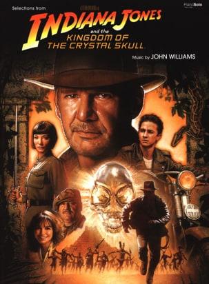 John Williams - Indiana Jones et le Royaume du Crâne de Cristal - Partition - di-arezzo.fr