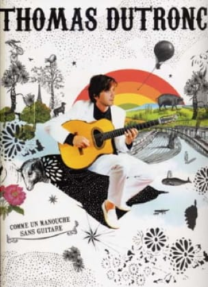 Thomas Dutronc - As a gypsy without guitar - Sheet Music - di-arezzo.com