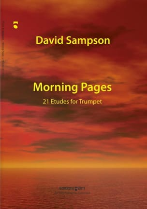 David Sampson - Morning Pages, 21 Studies For Trumpet - Sheet Music - di-arezzo.com