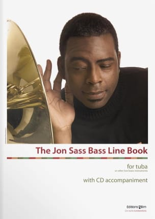 Jon Sass - The Jon Sass Bass Line Book For Tuba - Sheet Music - di-arezzo.co.uk