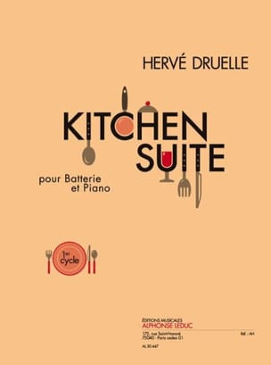 Hervé Druelle - Kitchen Suite - Partition - di-arezzo.fr