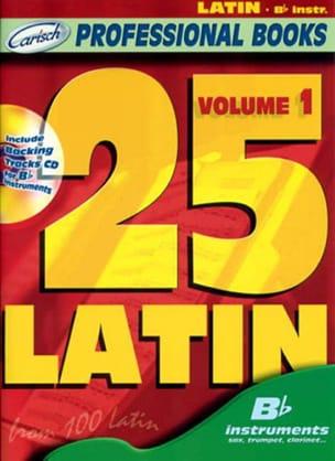 - 25 Latin Volume 1 - Professional Books - Sheet Music - di-arezzo.com
