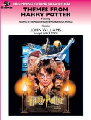 John Williams - Themes From Harry Potter - Sheet Music - di-arezzo.co.uk