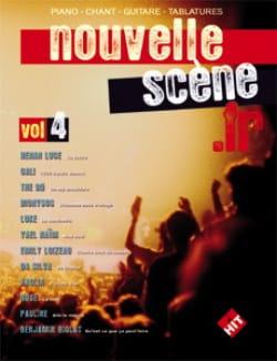 Nouvelle Scène.fr Volume 4 - Partition - laflutedepan.com