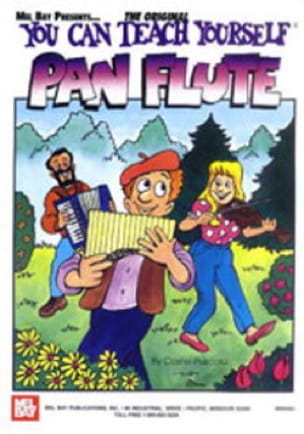 Costel Puscoiu - You Can Teach Yourself Pan Flute - Sheet Music - di-arezzo.co.uk