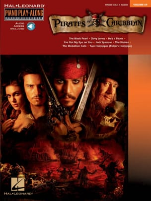 - Piano Play-Along Volume 69 - Pirates of the Caribbean - Sheet Music - di-arezzo.com