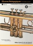 Saunier Clément / Kingdom Jan - Teaching Works Trumpet And Piano Volume 3 / Rom - Sheet Music - di-arezzo.co.uk