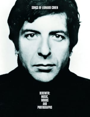 Leonard Cohen - Songs Of Leonard Cohen - Sheet Music - di-arezzo.com