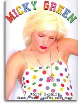 Micky Green - White T-Shirt - Sheet Music - di-arezzo.co.uk