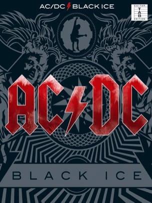 AC-DC - Black Ice - Partition - di-arezzo.co.uk