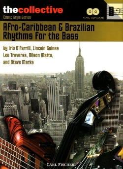 Farrill Irio O' - Afro-Caribbean - Brazilian Rhythms For The Bass - Sheet Music - di-arezzo.co.uk