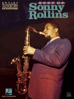 Sonny Rollins - Best Of Sonny Rollins - Partition - di-arezzo.fr