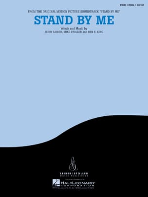 Ben E. King - Stand by me - Sheet Music - di-arezzo.co.uk
