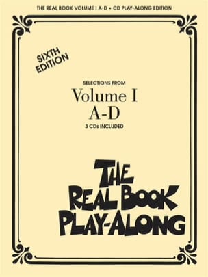 - The real book volume 1 A-D . CD play-along edition - Partition - di-arezzo.fr