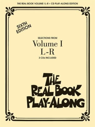 - The real book volume 1 L-R . CD play-along edition - Partition - di-arezzo.fr