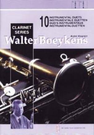 10 Duos Instrumentaux André Waignein Partition laflutedepan