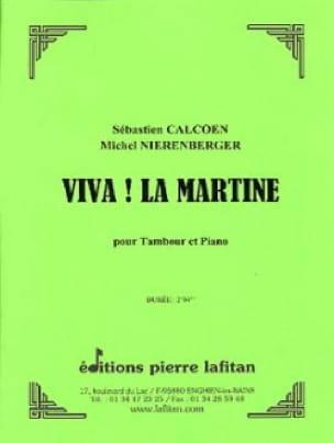 Calcoen Sébastien / Nierenberger Michel - Viva ! la Martine - Partition - di-arezzo.fr