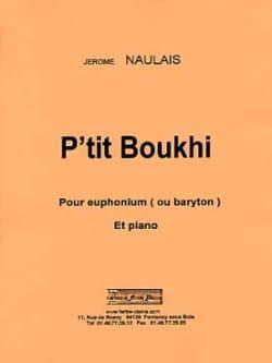 Jérôme Naulais - P'tit Boukhi - Partition - di-arezzo.fr
