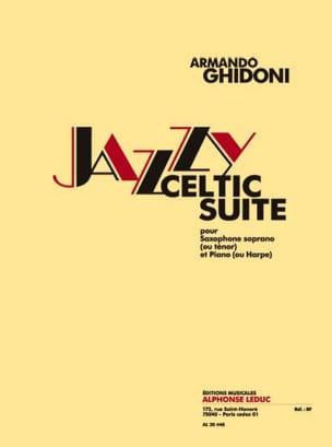 Armando Ghidoni - Jazzy Celtic Suite - Partition - di-arezzo.fr