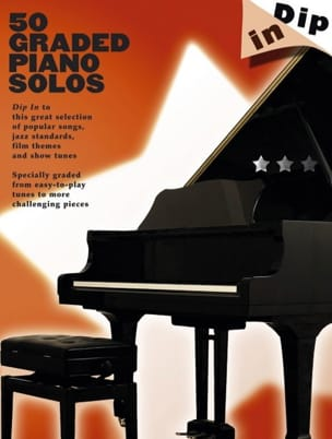 - 50 Graded Piano Solos - Dip In - Partition - di-arezzo.fr
