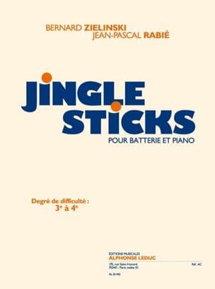 Jingle Sticks Zielinski Bernard / Rabié Jean-Pascal laflutedepan