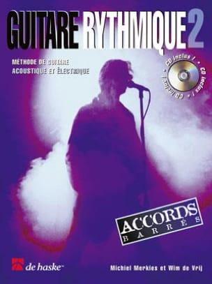 Merkies Michiel / Vrij Wim De - Rhythmic Guitar 2 - Striked Chords - Sheet Music - di-arezzo.com