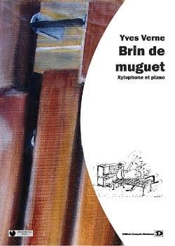 Brin de Muguet - Yves Verne - Partition - Xylophone - laflutedepan.com