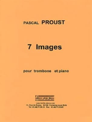 Pascal Proust - 7 Pictures - Sheet Music - di-arezzo.co.uk