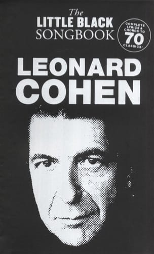 The Little Black Songbook - Leonard Cohen - laflutedepan.com