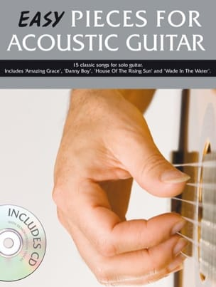 - Easy Pieces For Acoustic Guitar - Partition - di-arezzo.fr