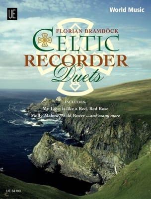 Florian Bramböck - Celtic Recorder Duets - Partition - di-arezzo.fr