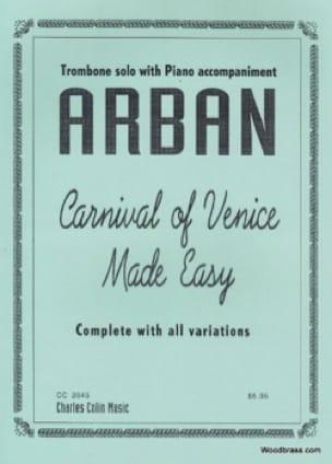 Carnaval de Venise - Jean-Baptiste Arban - laflutedepan.com