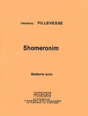 Shomeronim - Gwenael Pillevesse - Partition - laflutedepan.com