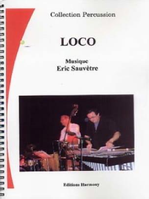 Eric Sauvètre - Loco - Partition - di-arezzo.fr