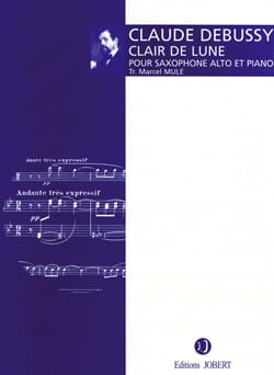 DEBUSSY - Moonlight - Sheet Music - di-arezzo.com