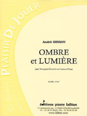 André Guigou - Shadow and light - Sheet Music - di-arezzo.com