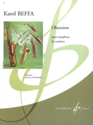 Karol Beffa - Obsession - Sheet Music - di-arezzo.co.uk