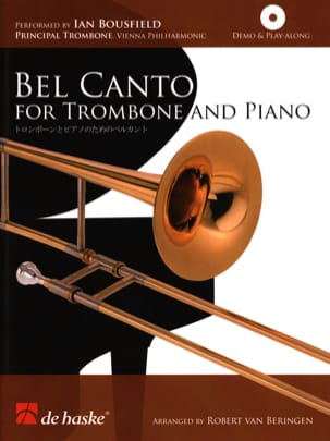 - Bel Canto For Trombone And Piano - Partition - di-arezzo.fr