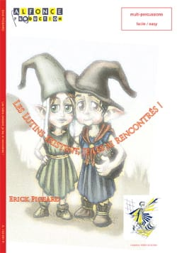 Erick Pigeard - The Elves Exist, I met them - Sheet Music - di-arezzo.co.uk